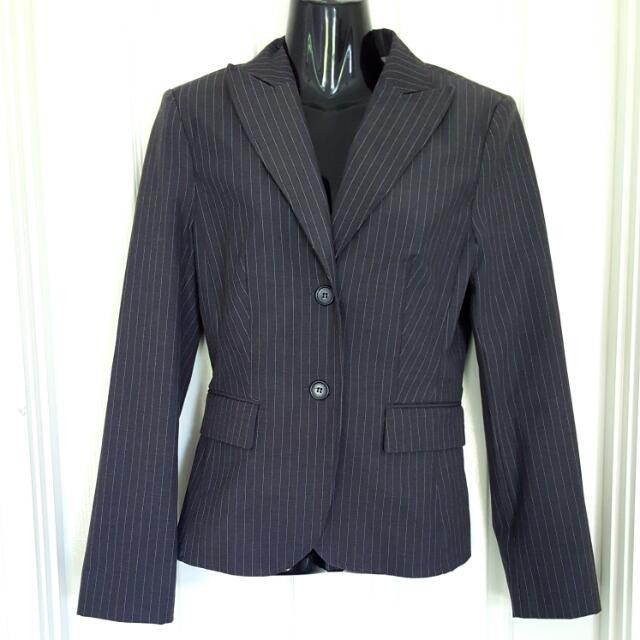 Cue Grey Jacket Blazer