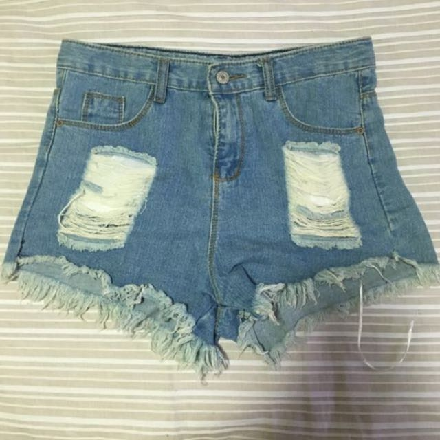 Denim Shorts Size Medium (would fit size 10)