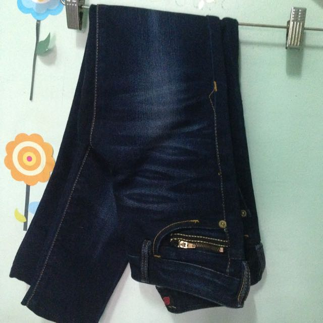 Dickies Skinny jeans Gold Edition