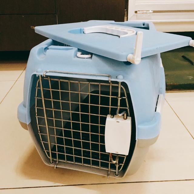 Dog carrier ( Tas Keranjang dogi)