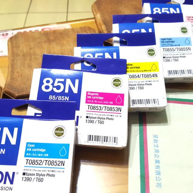 EPSON  85N墨水
