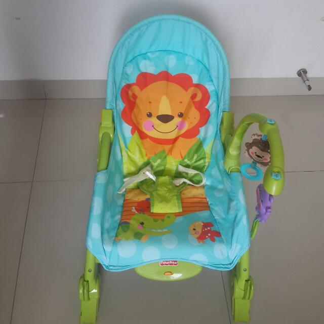 Reprice !! Fisher Price Bouncer