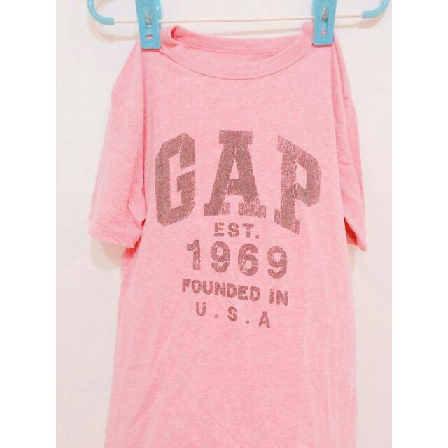粉紅Gap(m號)
