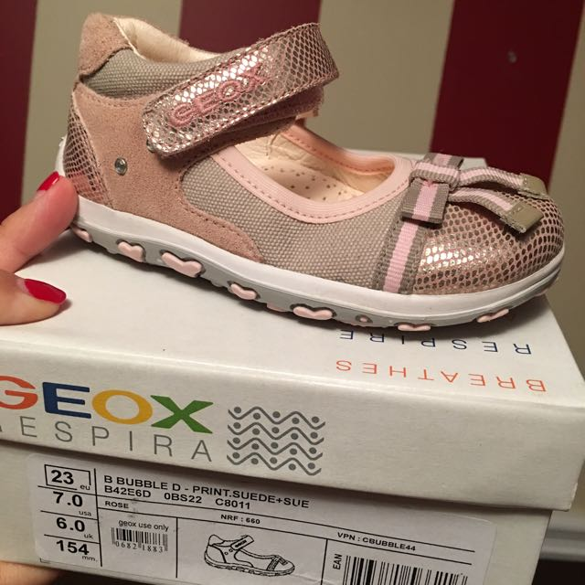Geox Mary Jane Shoes For Children