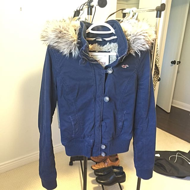 Hollister Winter Jacket