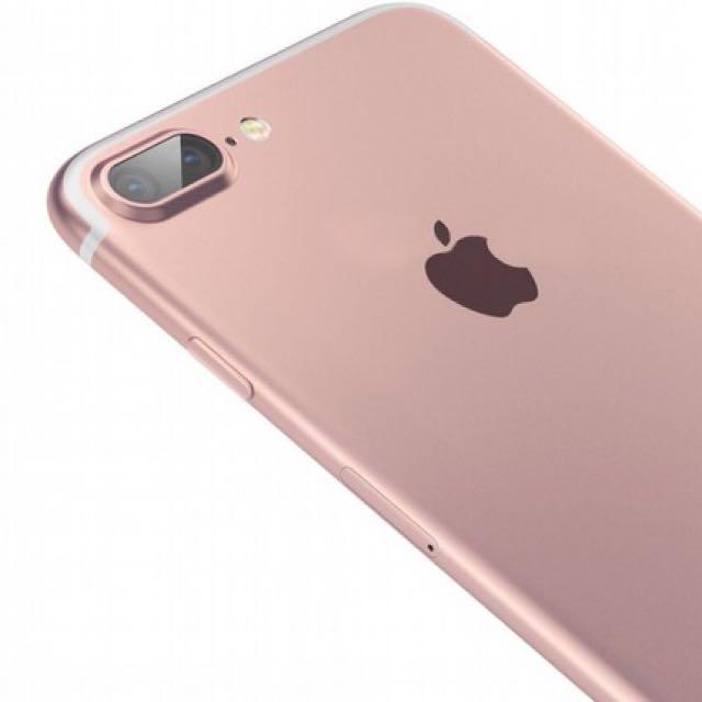 Iphone7 玫瑰金 128g