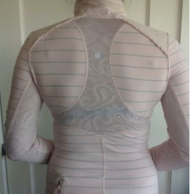 ISO: Lululemon ANGEL WING LACE PULLOVER