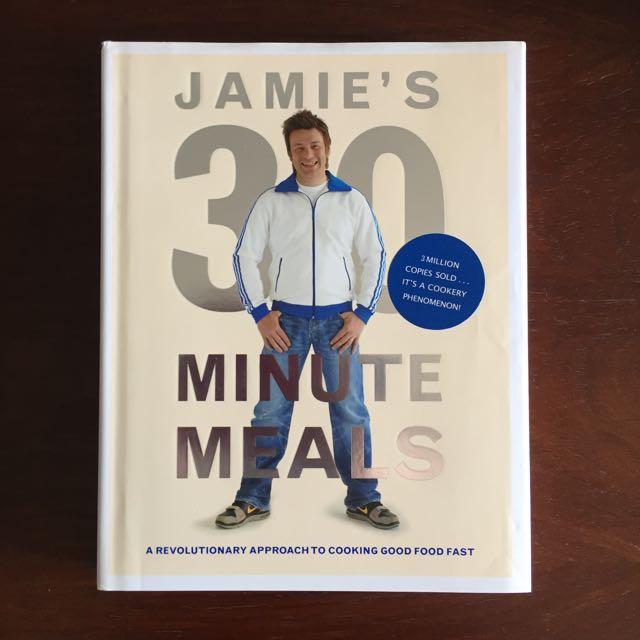 Jamie Oliver 30 Minutes Meals