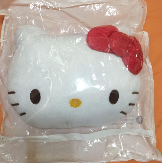 全新kitty小抱枕