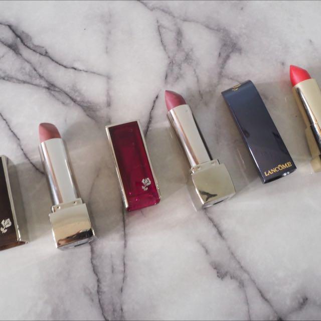 Lancôme Lipstick Bundle