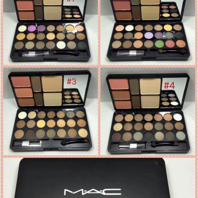 MAC Travel Kit