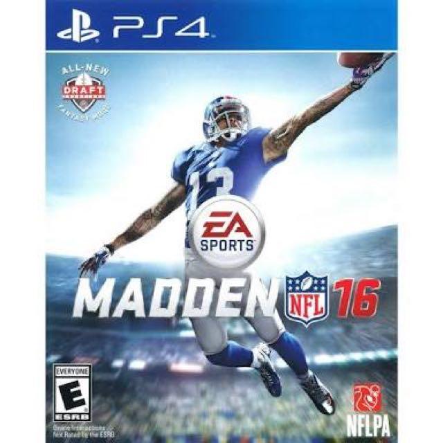 Madden 2016 PS4