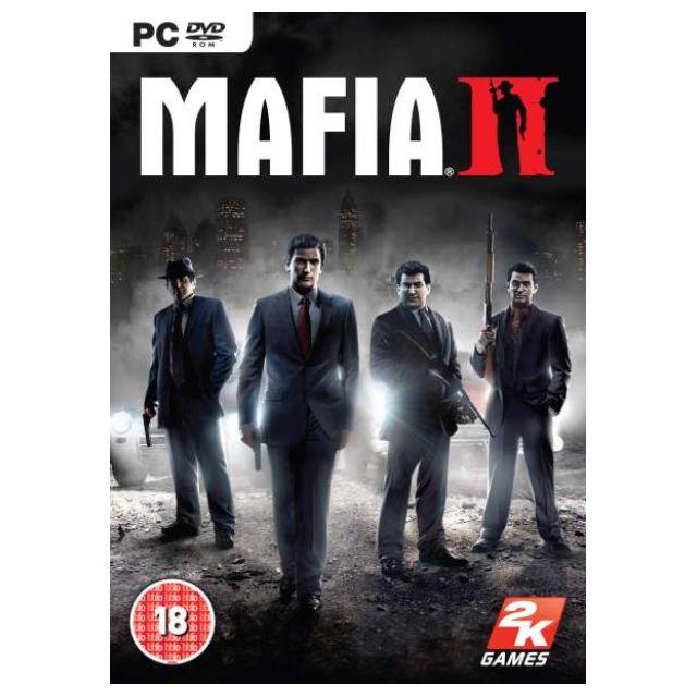 Mafia II PC Game || 3 DVD