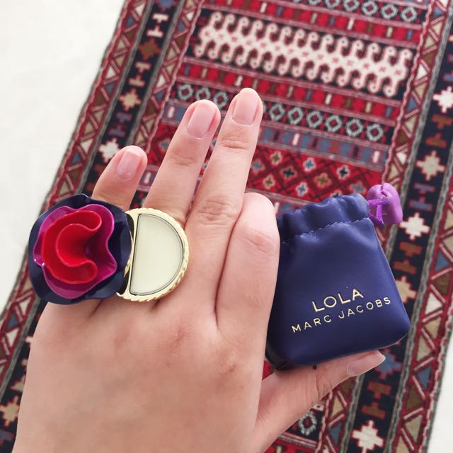 Marc Jacob's Lola - Ring / Solid Perfume