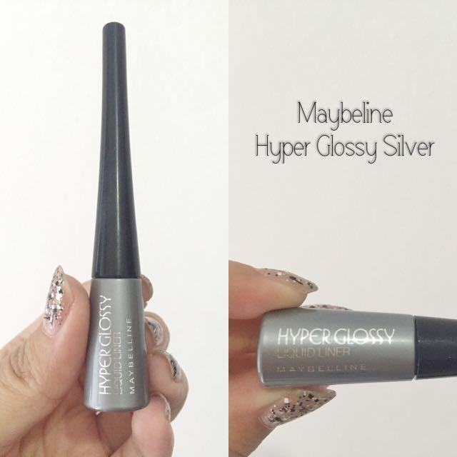 Maybeline Hyper Glossy