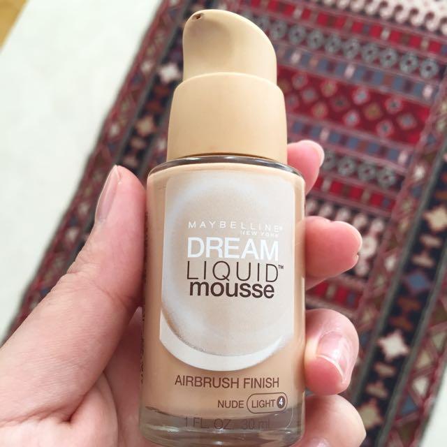 Maybelline - Liquid Mousse