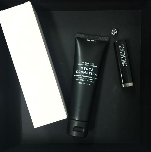 MECCA's Sunscreen Spf50+