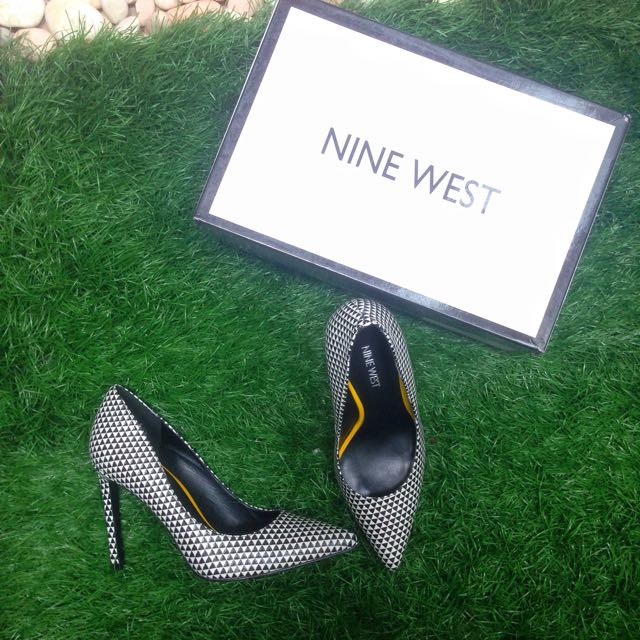 REPRICED! FREE ONGKIR JKT ONLY! Nine West Heels