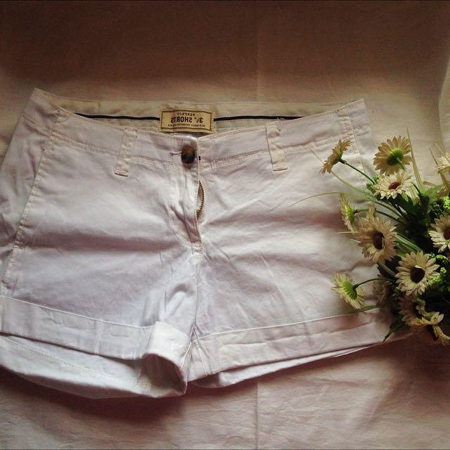 Old Navy Khaki Walking Shorts