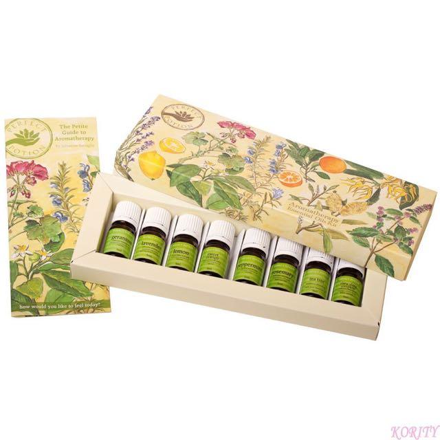 Perfect Potion: Aromatherapy Essential Oil Kit