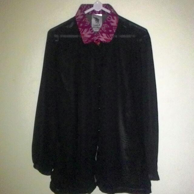 Preloved Black Top