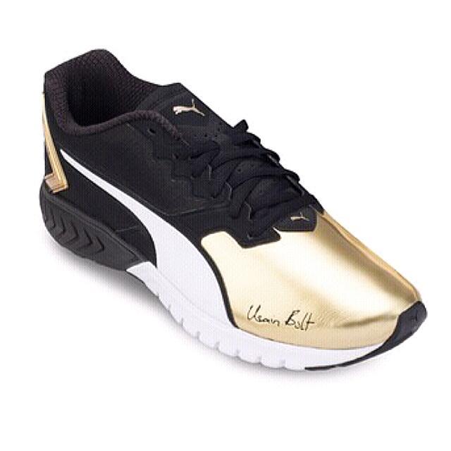the best attitude 59769 416f7 Puma Men's Ignite Dual Bolt Running Shoes (USAIN BOLT), Men's ...