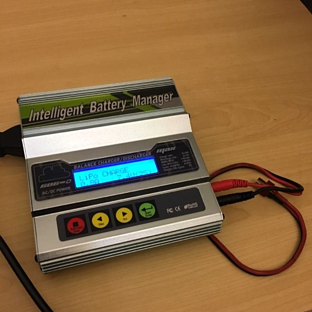 Rc - GT Power 606 Intelligent Battery Manager / Charger