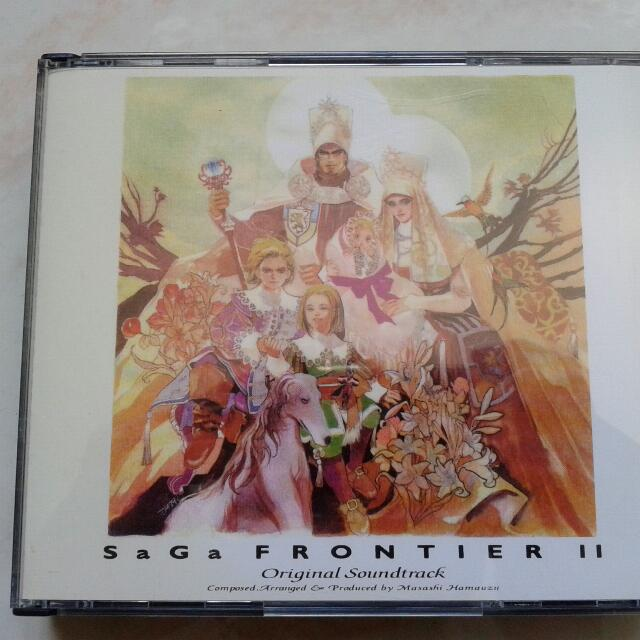 Saga Frontier II, SF2 OST soundtrack