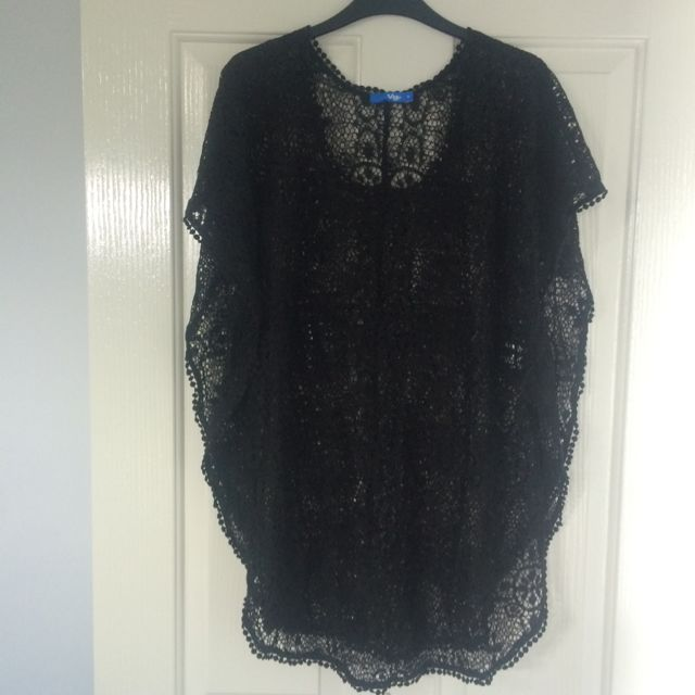 Size Medium Crochet Top