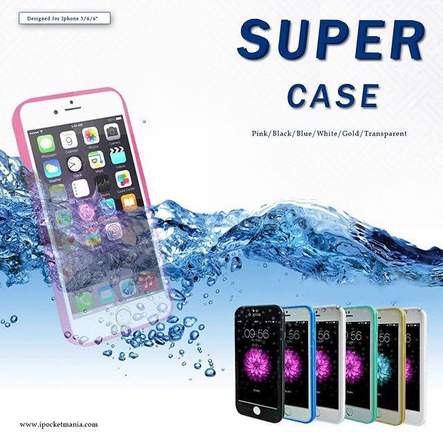 supercase wayerproof iphone 5s case