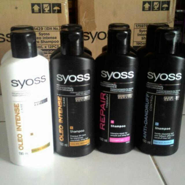 Syoss Shampo + Conditioner