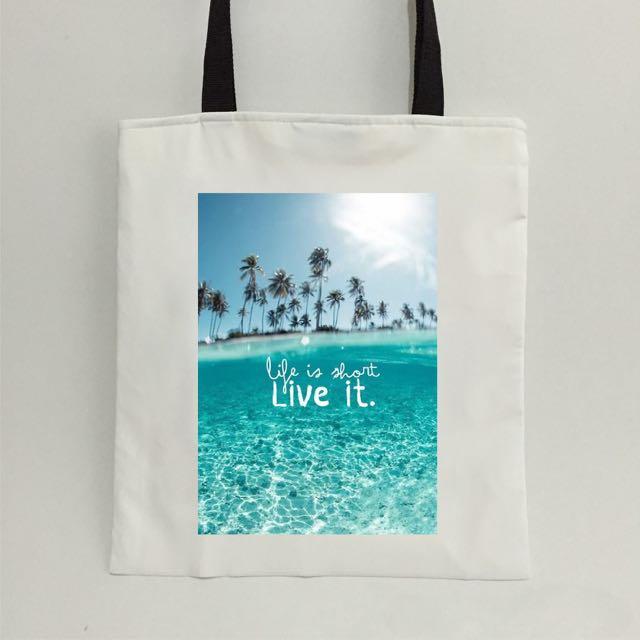 Trendy Tote Bags
