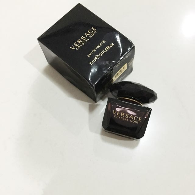 Versace Parfume Black Crystal