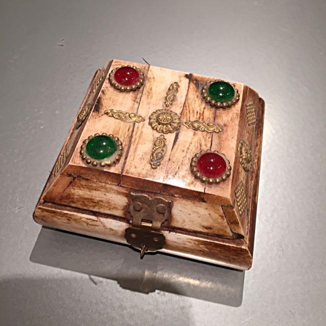 Vintage Jewellery Boxes