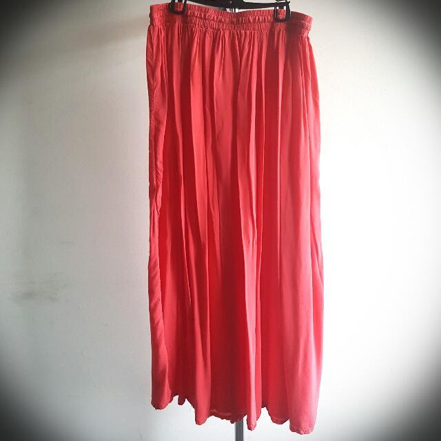 Vintage Long Skirt