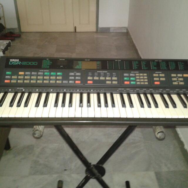 Yamaha Key Board And Sound Accompany Modules