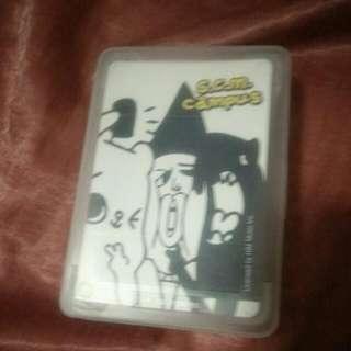 馬來貘 全新撲克牌