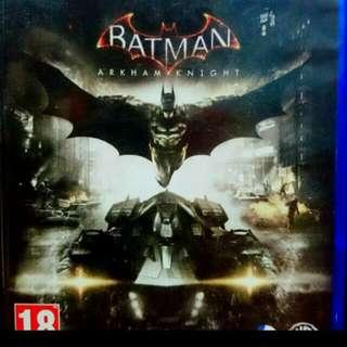 PS4 BATMAN ARKHAM KHIGHT