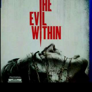 Ps4 Games Evil Within