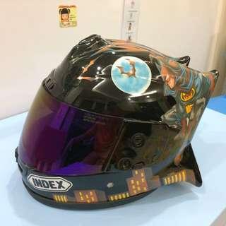 Limited Edition Full Face Batman Helmet