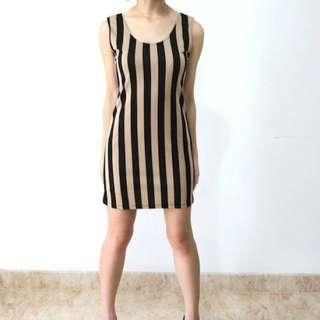 Stretchy Dress (available 3 Warna)
