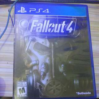 FALLOUT 4 (PS 4)