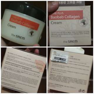 the SAEM Baobab Cream, Original!