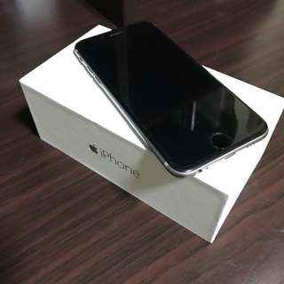 [RESERVED] iPhone 6 64GB - Space Grey