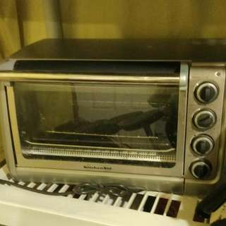 KitchenAid Convection Counter top Oven/Toaster Oven
