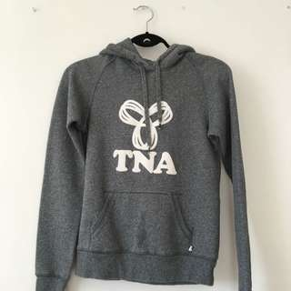 Grey Tna Hoodie