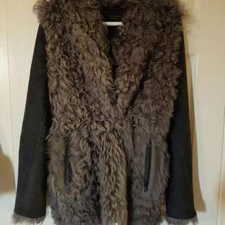 Rag & Bone Lamb Coat