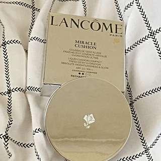 Lancôme Miracle BB Cushion & 1 Recharge Unit(brand New)