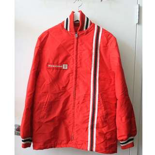 SALE/REDUCED Large Vintage Firestone Jacket