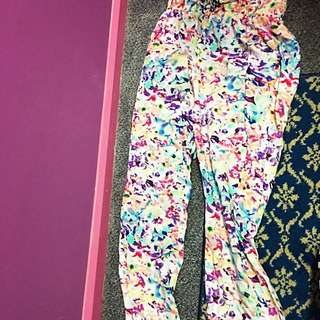 Just Jeans Summer Pants Size 10